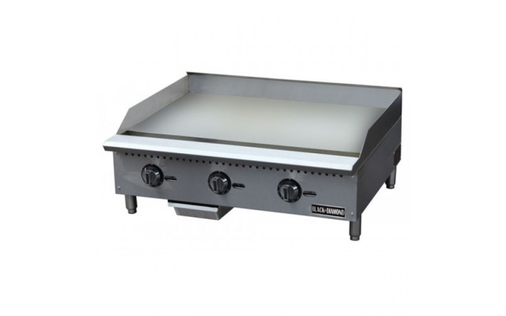 Heavy Duty Thermostatic Gas Griddle