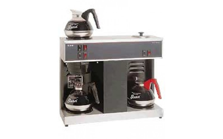 3 Station Pourover Brewers