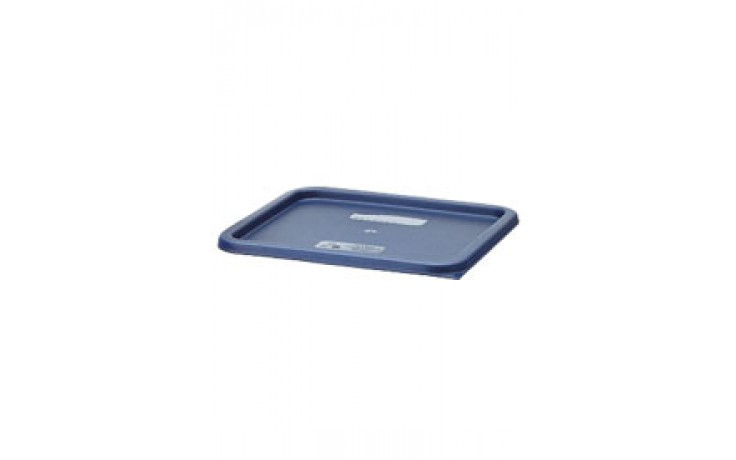 12, 18, or 22 Quart Blue Lid for CamSquare® Food Storage Container