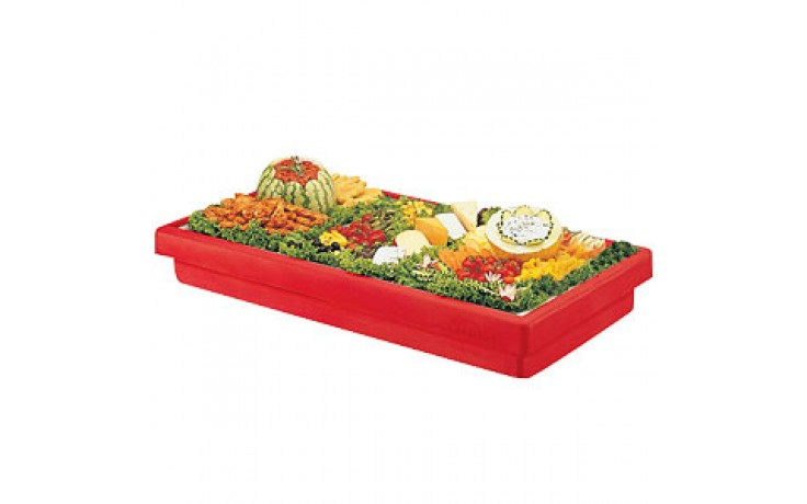 """41 13/16"""" x 24"""" x 7"""" 3-In-1 Buffet Food Bar Only"""