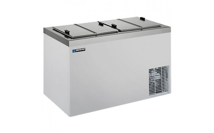 "54"" W 19 Tub Dipping Cabinet - Stainless Steel"