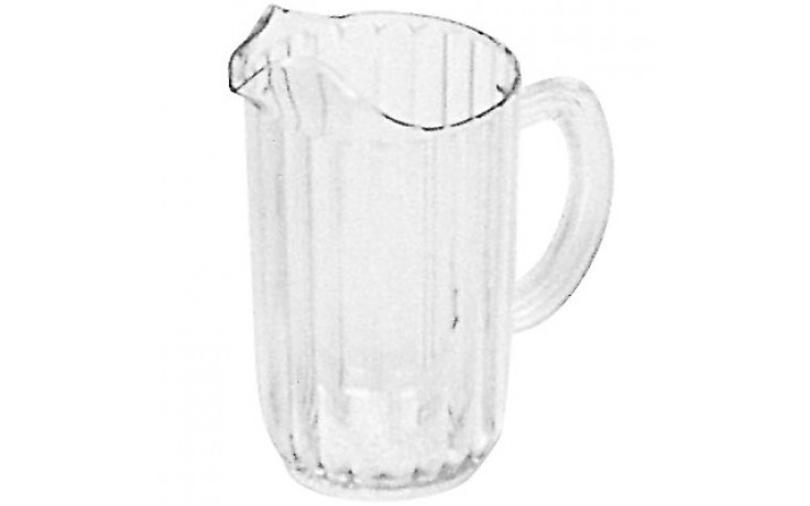 72 Oz. Deluxe Pitcher - Clear