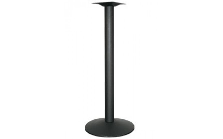 """17"""" Base Stand-Up Round Bottom Table Base"""