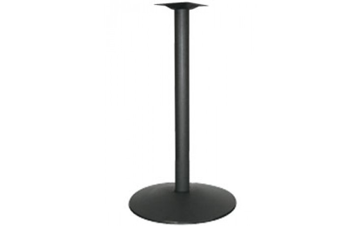 """22"""" Base Stand-Up Round Bottom Table Base"""