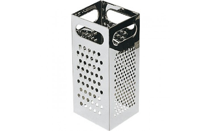 Square Stainless Steel Grater