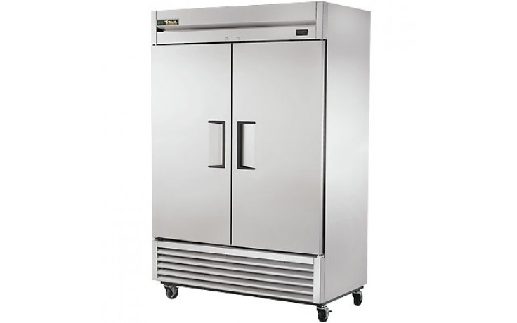 T-49 Two Swing Door 49 CuFt Refrigerator