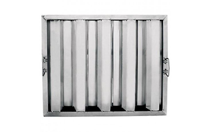 """20""""W x 16""""H x 1 1/2""""D Value Baffle Grease Filter"""