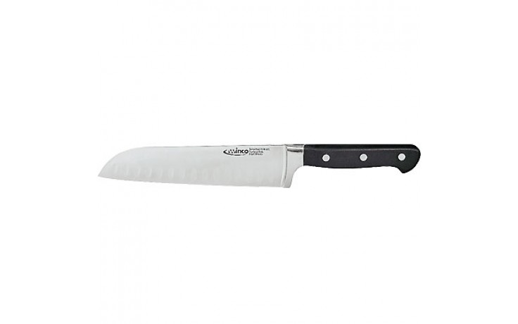 "Winco Industries 7"" Santoku Knife"