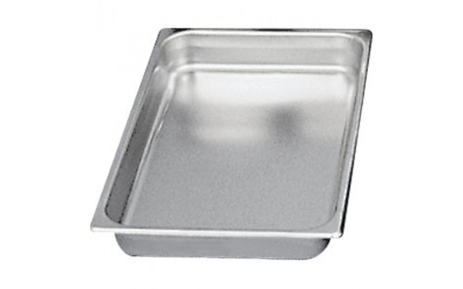 """20 3/4"""" x 12 3/4"""" x 2 1/2"""" Full Size Steam Table Pan"""