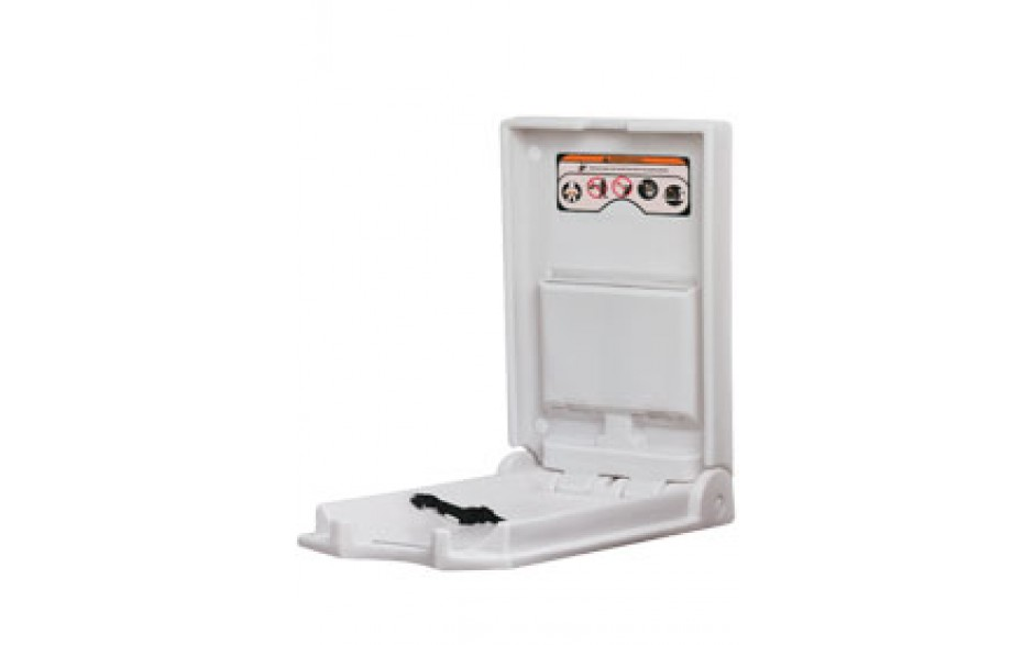 Vertical Diaper Changing Station