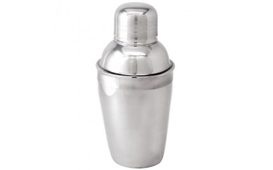 8 Oz. Deluxe 3-Piece Polished Shaker