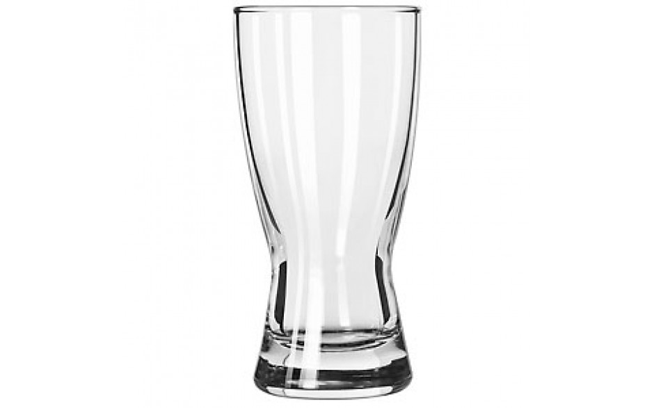10 Oz. Heat Treated Hourglass Pilsner 2 dz/cs