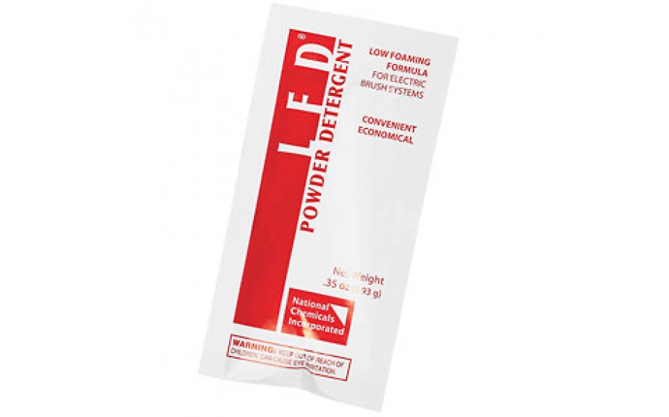 LFD® Low Foaming Detergent for Electric – 100 Pouches
