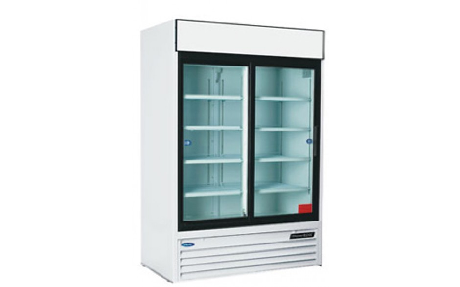 "48 Cu. Ft. 79"" Height Glass Door Merchandisers"