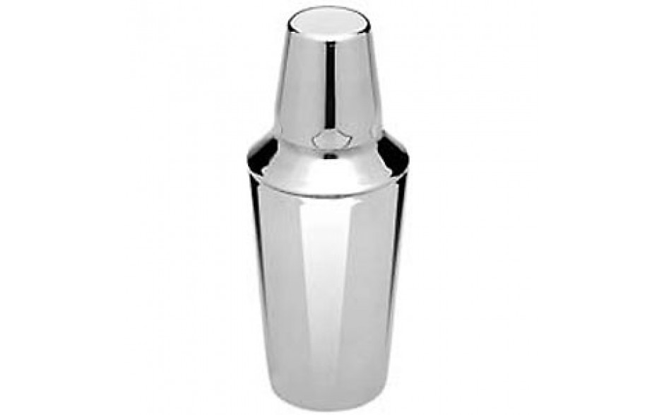 16 Oz. 3-Piece Cocktail Shaker