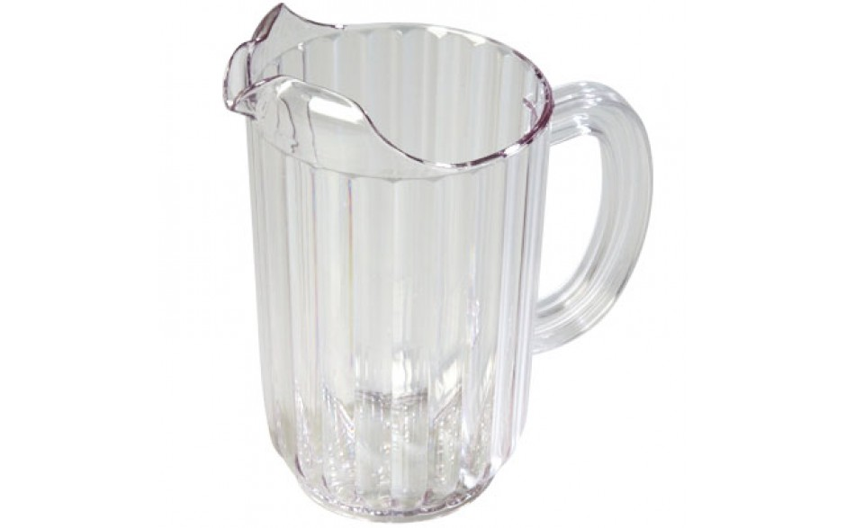 48 Oz. Deluxe Pitcher - Clear