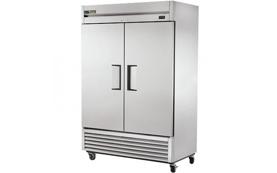 T-49F Two Swing Door 49 CuFt Freezer