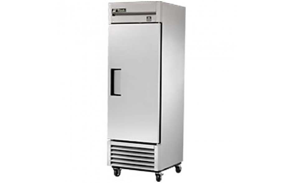 23 Cubic Ft One Swing Door Freezer - All Stainless Steel