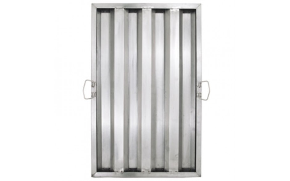 """16""""W x 25""""H x 1 1/2""""D Value Baffle Grease Filter"""