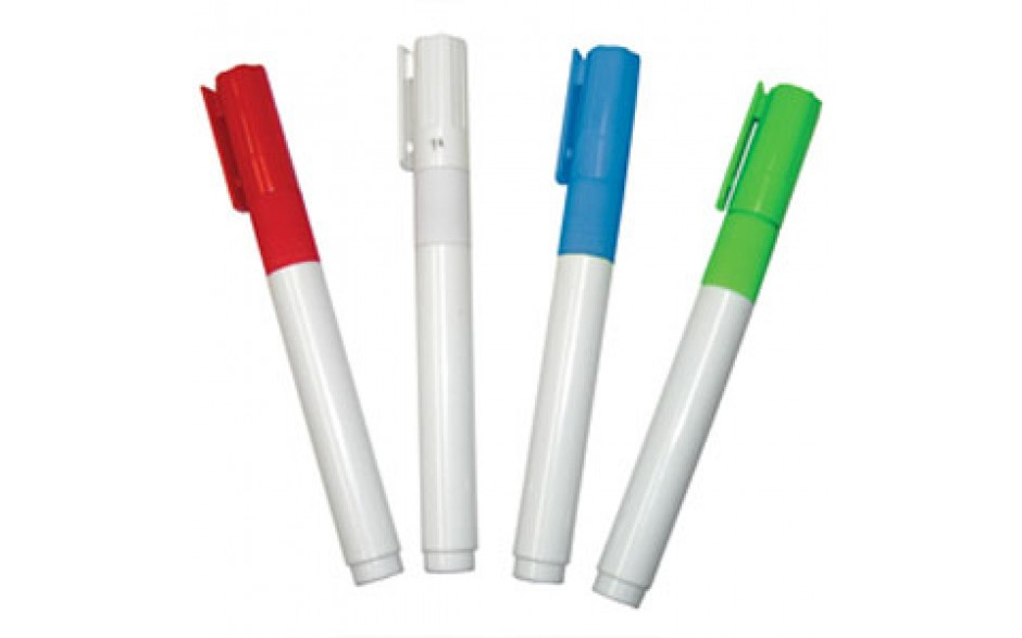 4 Pack Wet/Dry Erase Markers