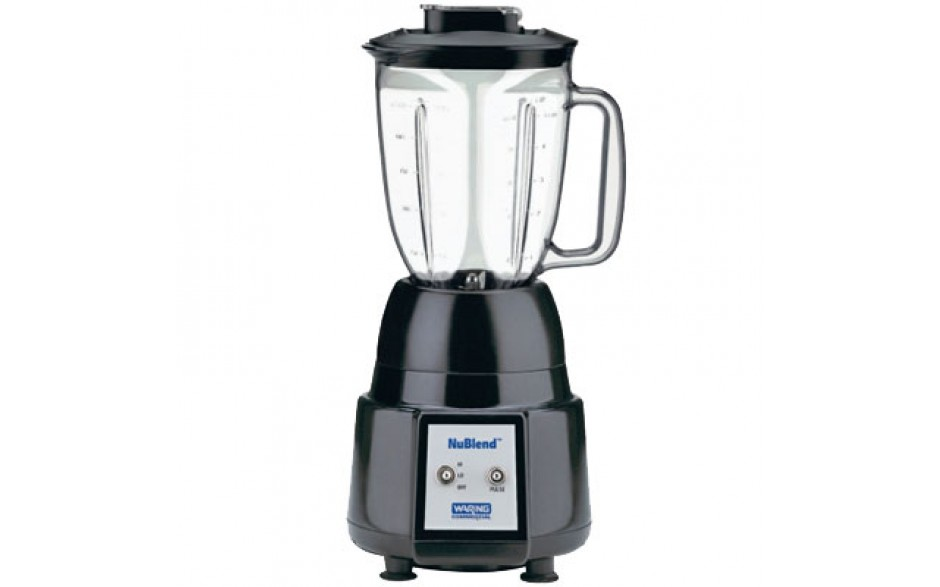 44 Oz. Clear Polycarbonate Container NuBlend™ Blender with Toggle Control