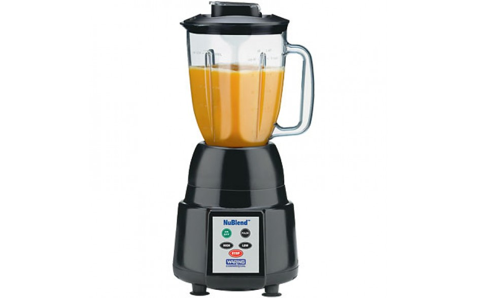 44 Oz. Clear Polycarbonate Container NuBlend™ Blender with Electronic Controls
