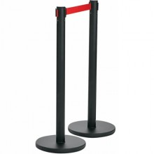 Traffic Control System Single Belt Post