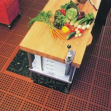3' x 3' Grease Proof Kitchen Mat