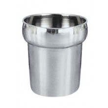 4.25 Quart Imported Stainless Steel Inset Pot Only