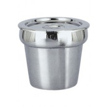 7 Quart Imported Stainless Steel Inset Pot Only