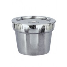 11 Quart Imported Stainless Steel Inset Pot Only