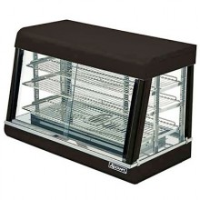 "35 1/2"" L x 20 1/2"" W x 24"" H Heated Display Case"