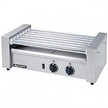 7 Roller 18 Hot Dog Grill