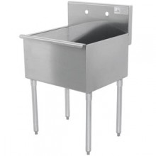 Stainless Steel Mop Sink without Faucet