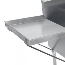 "21"" x 18"" Detachable Drainboard"