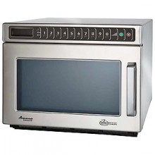 2100 Watt Programmable Microwave