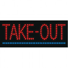 LED - TAKE OUT