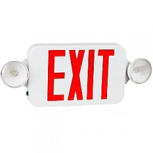 Mini Emergency Light/Exit Sign