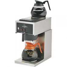 2 Station Lo-Profile Pourover Brewer