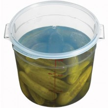 6 Quart Round Storage Container
