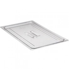 "12 3/4"" x 20 7/8"" Full Size Camwear® Food Pan Cover with Handle"
