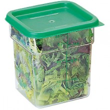 4 Quart CamSquare® Food Storage Container