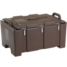 "Three 2 1/2"" Deep Full Size Pan Capacity Camcarriers®"