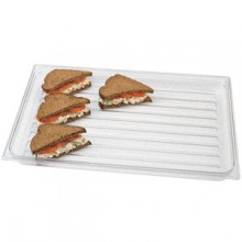 "12"" x 20"" Camwear® Clear Display Tray"