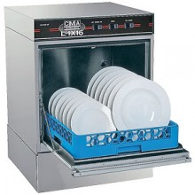Energy Miser® Large Door Undercounter Dishwasher with Sustaining Heater
