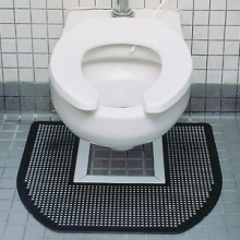 Commode Sani-Mat