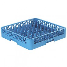 "Plate/Tray with 2 15/16"" Pegs Opticlean™ Dish Rack"