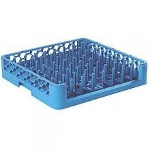 "Open End with 2 15/16"" Pegs Opticlean™ Dish Rack"