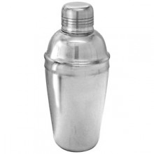 12 Oz. Deluxe 3-Piece Polished Shaker