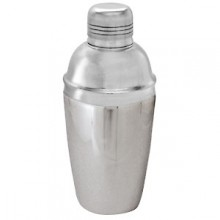 16 Oz. Deluxe 3-Piece Polished Shaker